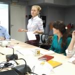 Мастер-классы Брайана Джентла, переводчика Европейской комиссии